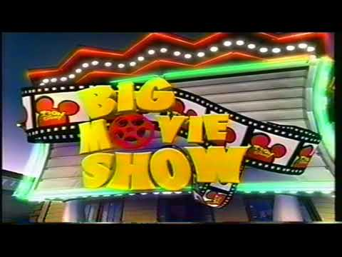 Toon Disney BIG Movie Show Bumpers (2005 version)