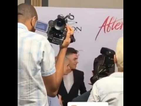 New-Videos After movie premier on Red carpet LA 08.04.19 videos from the event