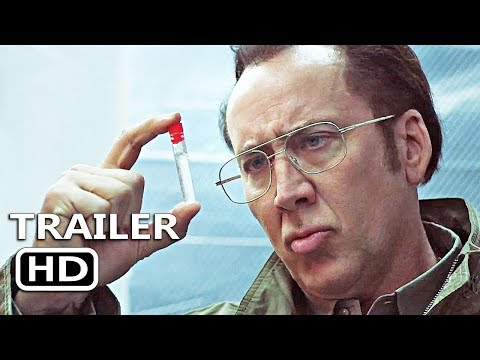RUNNING WITH THE DEVIL Official Trailer (2019) Nicolas Cage, Laurence Fishburne Movie